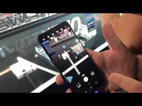 Anteprima Huawei Mate 10 Pro e 10