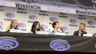 The 100 cast - Panel de la Wondercon 2019 (+s6)