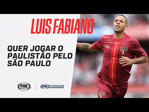 LUÍS FABIANO DE VOLTA NO SÃO PAULO? 'Fox Sports Rádio' discute possibilidade de retorno