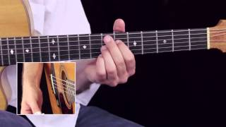 Adam Rafferty guitar technique
