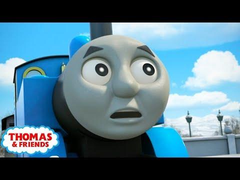 Thomas & Friends | Christmas Special | Cranky Christmas | Kids Cartoon