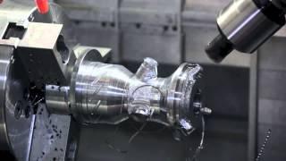 Millturn CNC machine