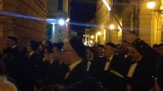 preview picture of video 'Processione Venerdì Santo 2015 Chieti - Miserere'