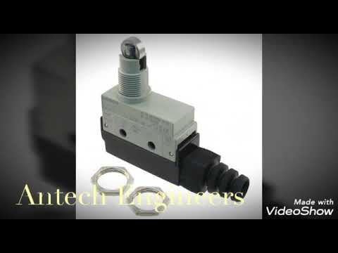 SHL-Q2255 Omron Limit Switches