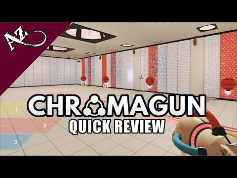 ChromaGun – Quick Game Review video thumbnail