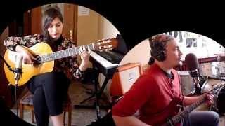 Two candles (Две свечи) Gorky Park (Парк Горького) cover - Рок-Школа GuitarMaster