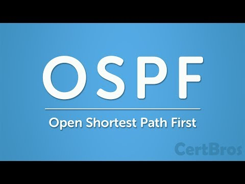 Download OSPF Explained | Step by Step Mp4 HD Video and MP3