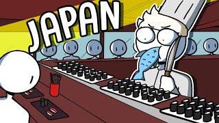 Typische WOCHE in JAPAN