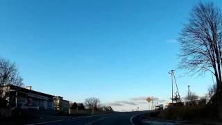 Odcinkowy Pomiar Prędkości Krościenko Wyżne - Iskrzynia