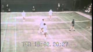 1969 Davis Cup: Great Britain Vs Rumania (doubles)