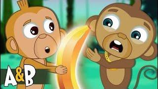 Золотой Банан | Забавные Мультфильмы Для Детей | Приключения Annie И Ben!