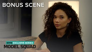 Ashley Moore Vents to Caroline Lowe About Casting Fail | Model Squad | E! - Video Youtube