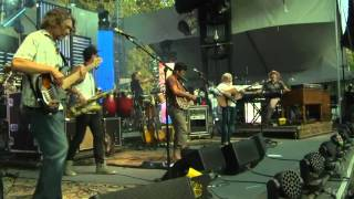 String Cheese Incident - Electric Forest 2012 - Jellyfish