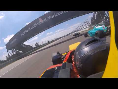 Amazing 21-Pass Comeback from Jonathan Scarallo at Indianapolis Motor Speedway