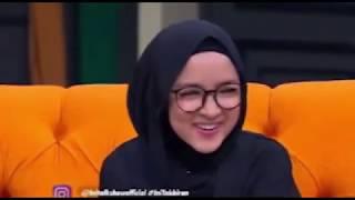 Manis Dan Cantiknya Nissa Sabyan Saat Jadi Bintang Tamu Di Ini Talkshow