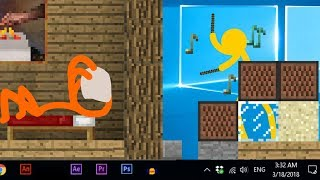 Animation vs Minecraft 5 - Notizblöcke | AvG reagiert!