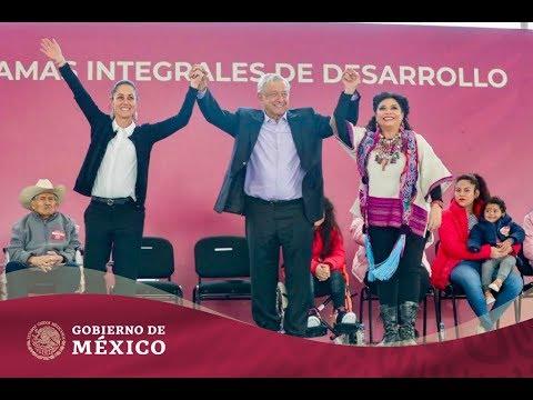 Anuncia López Obrador 1 millón de 'Tandas para el Bienestar'