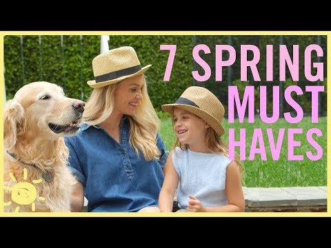STYLE & BEAUTY | 7 Spring Wardrobe Must-Haves