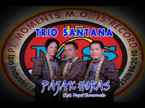 Trio Santana - Pajak Horas (Official Lyric Video)