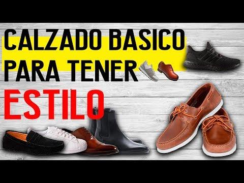 CALZADO INDISPENSABLE PARA VESTIR | JR Style For Men