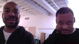 Off The Air with Qdeezy ep.5 - Marsha Ambrosius Cold War video set