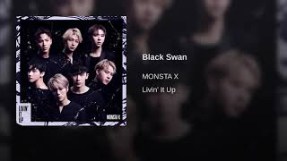 MONSTA X - BLACK SWAN