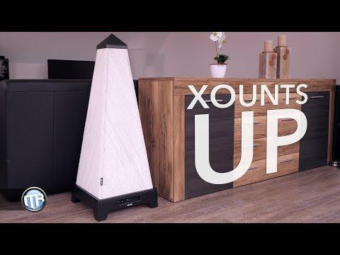Видео Аудиосистема XOUNTS UP Custom Made