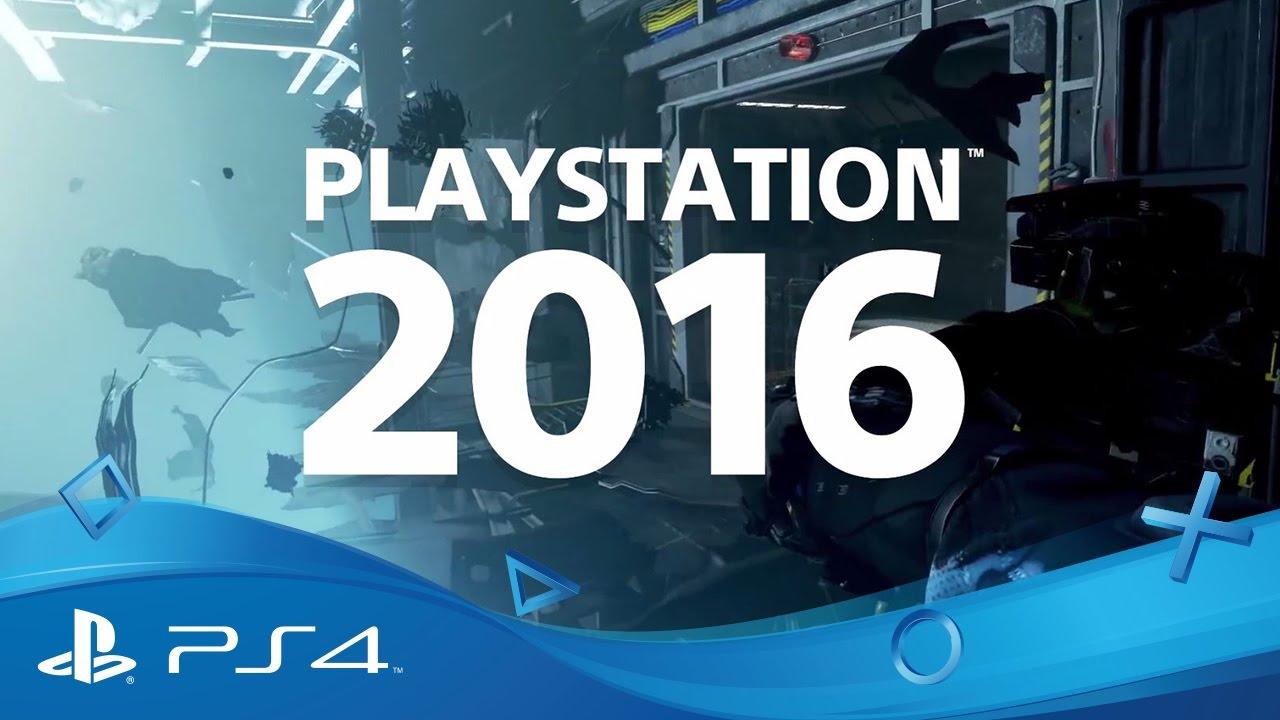 PlayStation - Highlights 2016