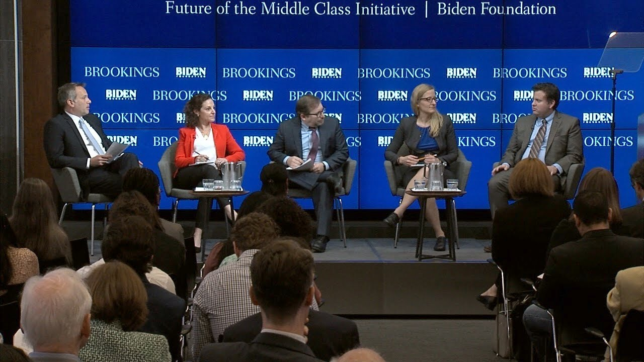 Panel 2: Barriers to middle class prosperity