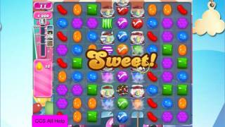 Candy Crush Saga Level 2238 NO BOOSTERS Cookie