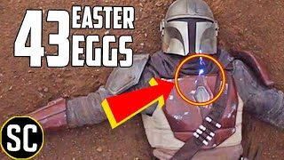 Mandalorian: Every Star Wars Easter Egg, Reference, and Connection - CHAPTER TWO
