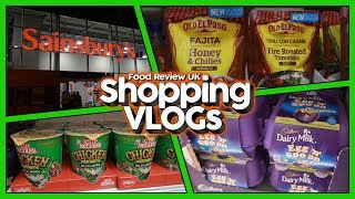 Shopping At Sainsbury's, Banbury | Shopping VLOG