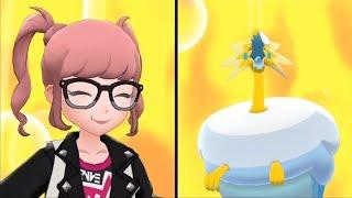 Arctozolt  - (Pokémon) - playing with arctozolt in pokemon camp