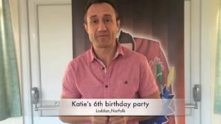 Katie's 6th birthday party