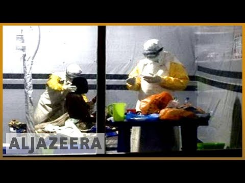 🇨🇩DRC efforts to fight Ebola resume in Beni after deadly violence l Al Jazeera English