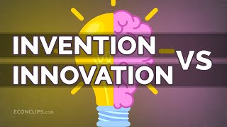 💡 Whats The Difference Between Invention And Innovation?