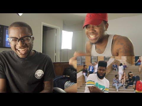 Khalid - Young Dumb & Broke (Official Video) (Reaction)