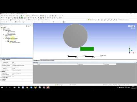 Download Tutorial 2 Solving Metal Rolling Problem In Ansys