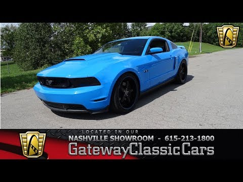 Video of '11 Mustang - P1OF