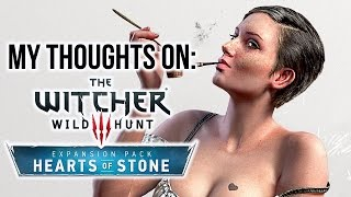 Witcher 3: Hearts of Stone Expansion is the Best Thing Since Sliced Bread