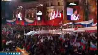 Dima Bilan-Victory's day concert 2007