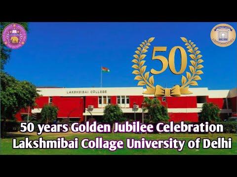 Lakshmibai College video cover1