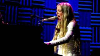 Charlotte Martin - 'Little Universe/ Under the Gravel Skies'- Joe's Pub, NYC- 1/31/09