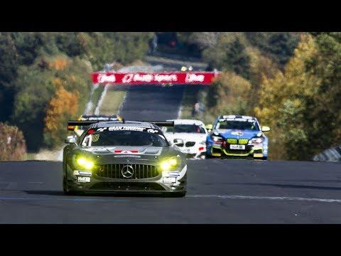 R8 LMS evo, E30 M3, M235i racing, Vantage GT3, Manta, 488 GT3,  GT86,  VLN race 9 2018