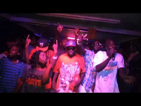 FlyGirl Muni Party (Amp Gang Performance)