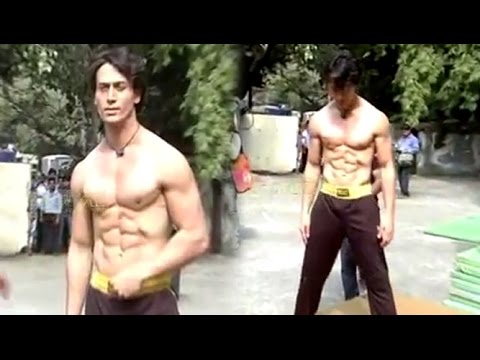 Tiger Shroff's Karate Training & Workout 2016