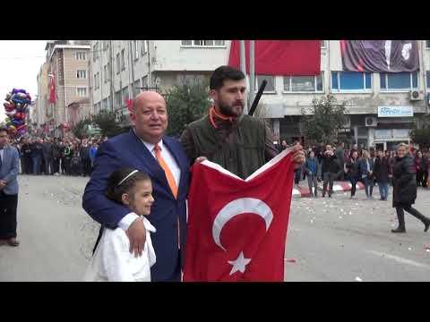 Pınarhisar'ın düşman işgalinden kurtuluşunun 96.yıl kutlamaları