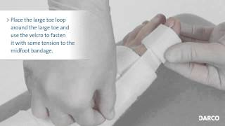 Video: Darco Toe Alignment Splint (TAS)