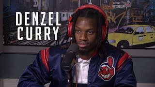Hot 97 - Denzel Curry Talks XXL Freshman Cover And Drops A Freestyle!!