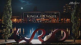 Kinga i Daniel - Teledysk ślubny jak marzenie!